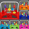 Детские ходунки 992 с подвесными игрушками, фото 2