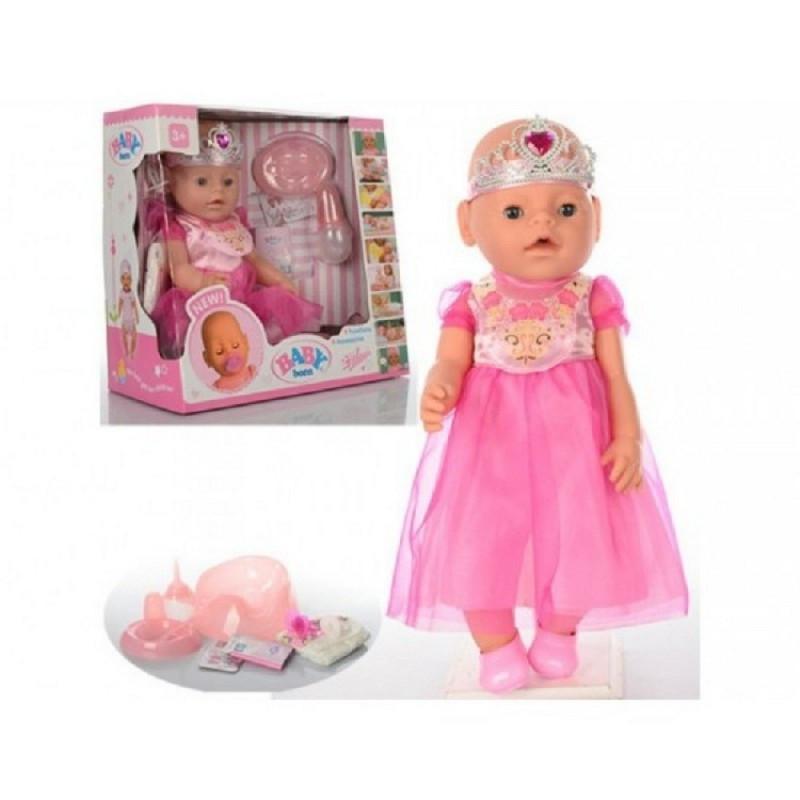 Кукла пупс Baby Born BB 8009-442