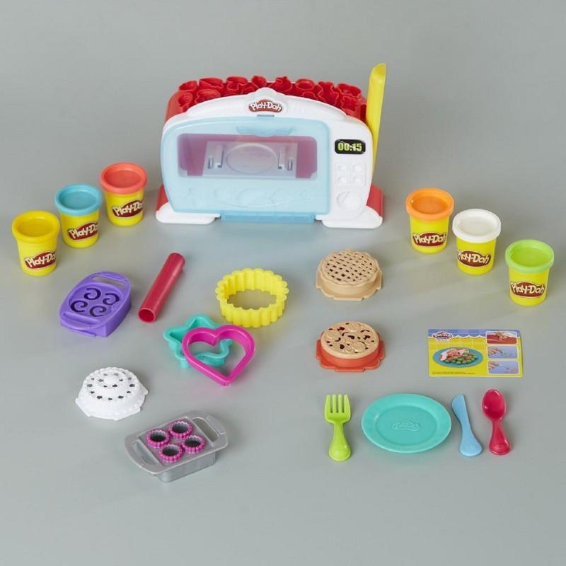 """Игровой набор """"Волшебная печь"""" 6621 с тестом для лепки"""