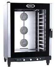 Печь пароконвекционная пекарская UNOX XB893 600х400мм (Италия)