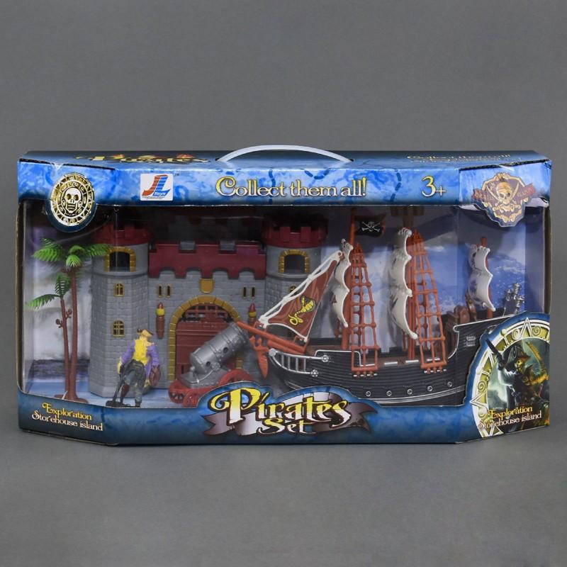 Набор пиратов 15993 B 2 вида