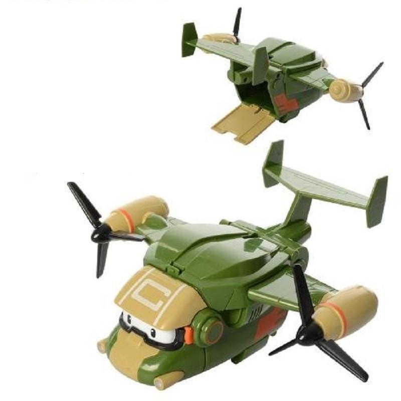 Самолет-трансформер 899-899-1 18см 2 вида