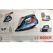 Компактная паровая станция  BOSCH TDI903031A (3000 Вт, 60 г/мин, паровой удар 200 г/мин)