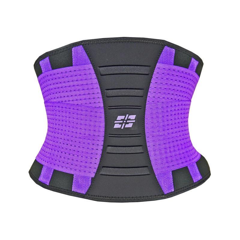 Пояс для поддержки спины Power System Waist Shaper Purple PS-6031