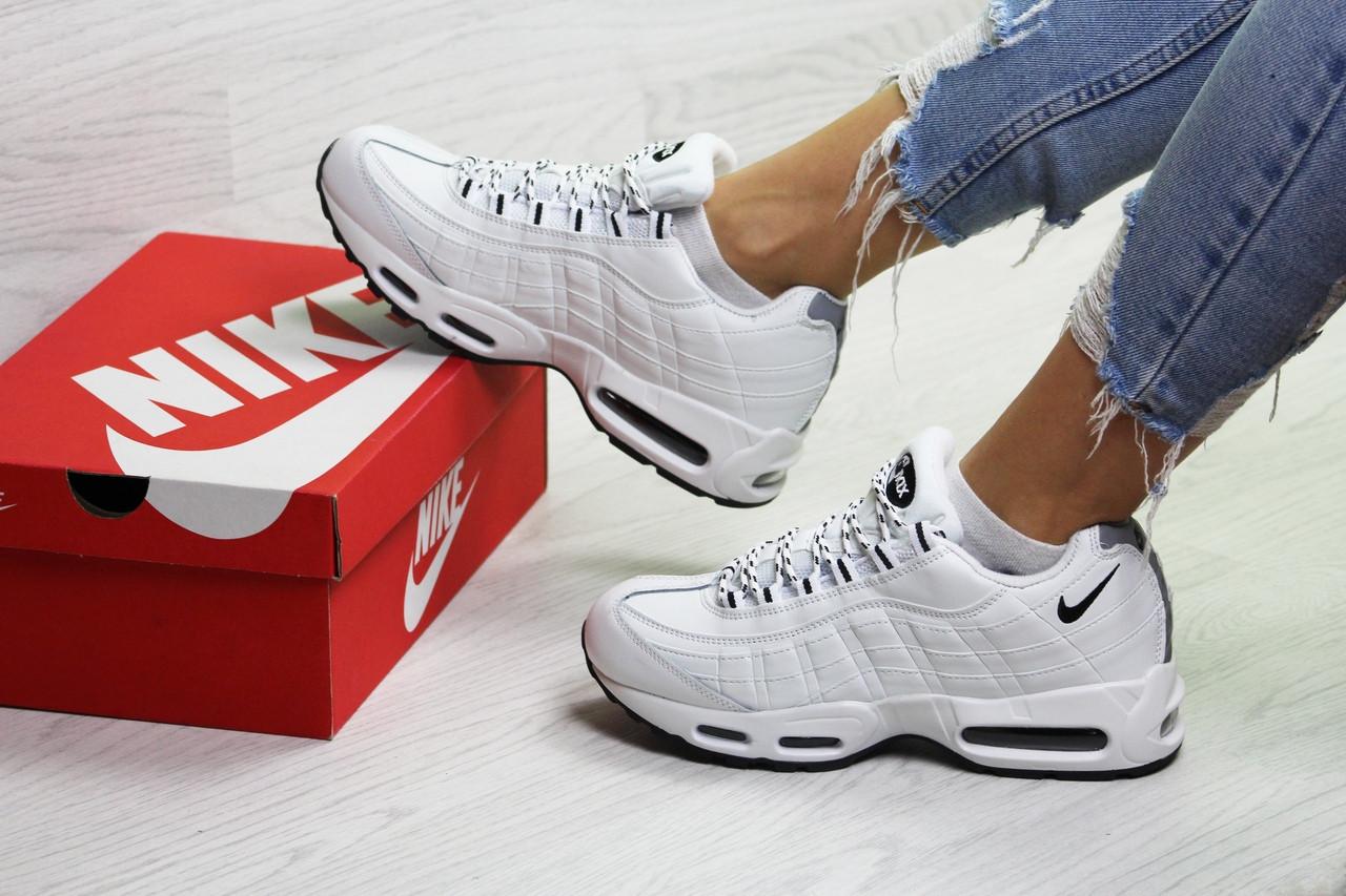 c6d1442cc Женские кроссовки на зиму белые Nike 95 6740, цена 1 036 грн., купить в  Хмельницком — Prom.ua (ID#812855023)