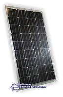 Сонячна панель Altek ALM-100M 100Вт, 12В, фото 1