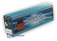 Інвертор напруги (ДБЖ) Power Jack 6000W-100A, фото 1