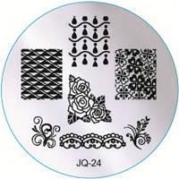 Диск для стемпинга JQ-24