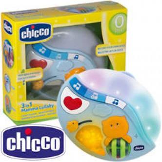 Подвеска-ночник  Mother's lullaby колыбельная 3 в 1 Chicco (Чико), фото 2