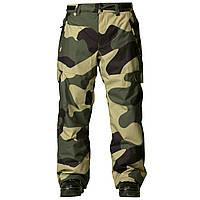 Горнолыжные cноубордические штаны Quiksilver Portland Shell Snowboard Pants  L 4567c833668