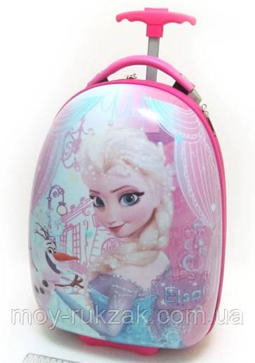 cd9fb499e36a Детский Чемодан Дорожный Холодное Сердце, Frozen, Анна и Эльза — в ...