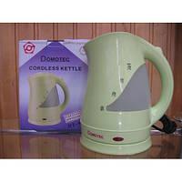 Чайник электрический Domotec (пластм.)