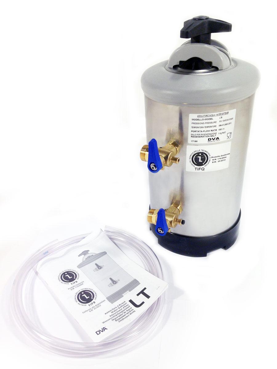 Фильтр-умягчитель для воды DVA 16