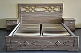 Кровать Лиана фабрика Неман, фото 2