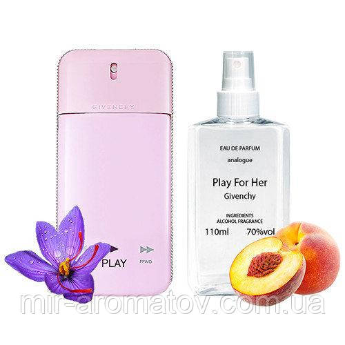 №87 Женские духи на разлив   Givenchy «Play For Her» 110мл