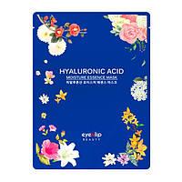 Увлажняющая тканевая маска для лица с гиалуроновой кислотой Eyenlip Hyaluronic Acid Moisture Essence Mask