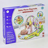 Детский развивающий коврик для младенца YL - 605