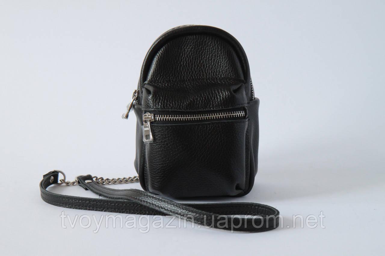 Женская сумка-рюкзак КОЖА Жіноча сумка-рюкзак шкіряна