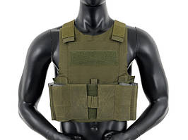 Niskoprofilowy Body Armor - Olive [8FIELDS]