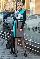 Вязаные зимние платья Plaza р. 42-50, фото 1