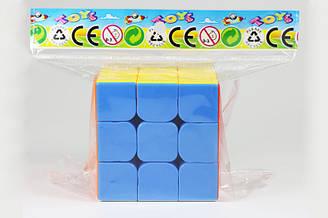 Кубік Рубіка 2014-D-2 (288шт) 3*3, в пакеті 6*6*6 см