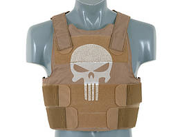 Skull Body Armor - Coyote [8FIELDS]
