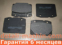 Колодки передние ВАЗ 1200-1600 -84, 2101, 2102, 2103, 2104, 2105, 2106, 2107 тормозные (пр-во LPR)