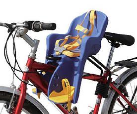 Детское велокресло переднее Tilly T-812 до 15 кг