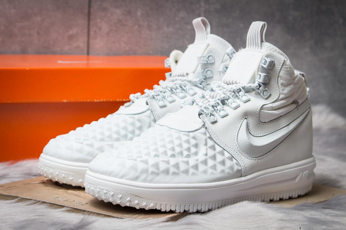 Кроссовки мужские Nike LF1 Duckboot, белые (14795) размеры в наличии ► [  43 44 45  ]