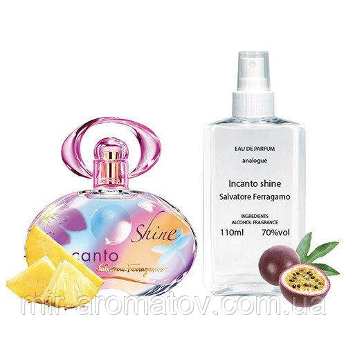 №187 Жіночі парфуми на розлив Salvatore Ferragamo (Incanto Shine) 110мл