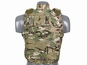 Разгрузка Delta Soft Body Armor - Multicam [8FIELDS] (для страйкбола), фото 2
