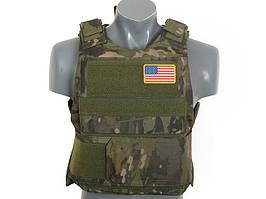 Разгрузка Delta Soft Body Armor - MT [8FIELDS] (для страйкбола)