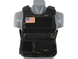 Разгрузка Delta Soft Body Armor - MB [8FIELDS] (для страйкбола)