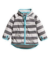 Флисовая кофта для мальчика 9-12 месяцев