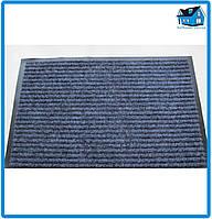 "Придверні килимок з ворсистим покриттям ""Смуга"" 40*60см"