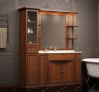 Мебель для ванной из массива