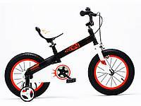 Велосипед RoyalBaby HONEY 14 Черный