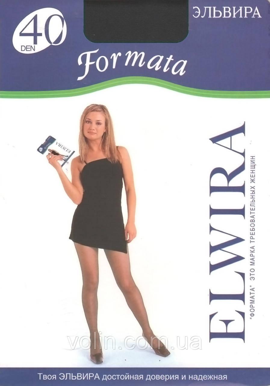 Колготки жіночі стягуючі Formata Elwira 40 den.