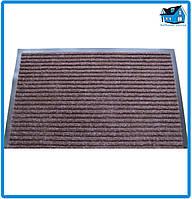 "Придверні килимок з ворсистим покриттям ""Смуга"" 80*120см"