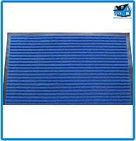"Придверні килимок з ворсистим покриттям ""Смуга"" 150*90см"
