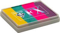 Сплит кейк Diamond FX Тропическая тема