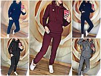 Спортивный костюм женский LUXE на флисе размеры 42-48 (3цвета) Серии