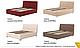 Ліжко двоспальне у м'якій оббивці Октавія / Кровать двуспальная в мягкой обивке Октавия, фото 6