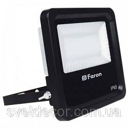 Светодиодный прожектор Feron LL-610 10W 6400К (со сверхъяркими диодами)
