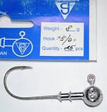 Гамакатсу, джиг-головка для спиннинговой рыбалки №5/0, 8г, фото 2