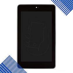 Дисплей Asus Google Nexus 7 (ME370) с тачскрином и рамкой в сборе, цвет черный