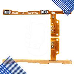 Шлейф Lenovo A5000 с кнопками включения и регулировки громкости