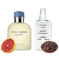 №53 Мужские духи на разлив Dolce & Gabbana «Light Blue» 110мл