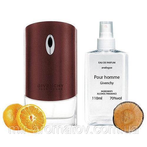 №88 Чоловічі парфуми на розлив Givenchy POUR HOMME 110мл