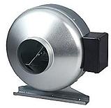 Вентилятор канальный оцинкованный ВК 100, фото 2